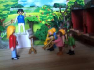 La chorale se produit au Parc. pict1167-300x225